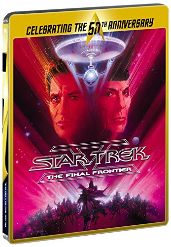 STAR TREK 5 - L'ULTIMA FRONTIERA (STEELBOOK)