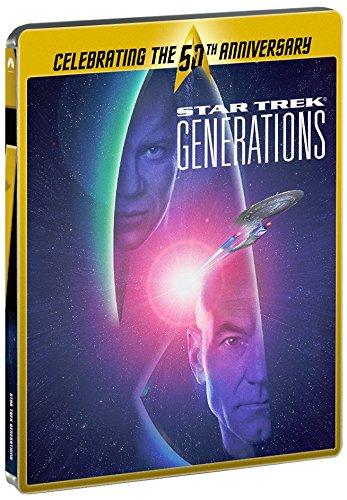 STAR TREK 7 - GENERAZIONI (STEELBOOK)
