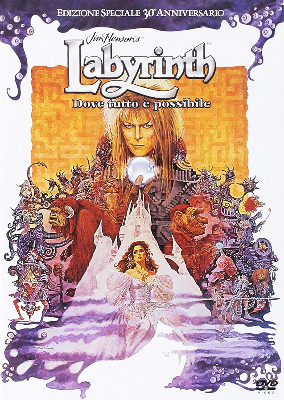 LABYRINTH - DOVE TUTTO E' POSSIBILE - EDIZIONE 30 ANNIVERARIO (D