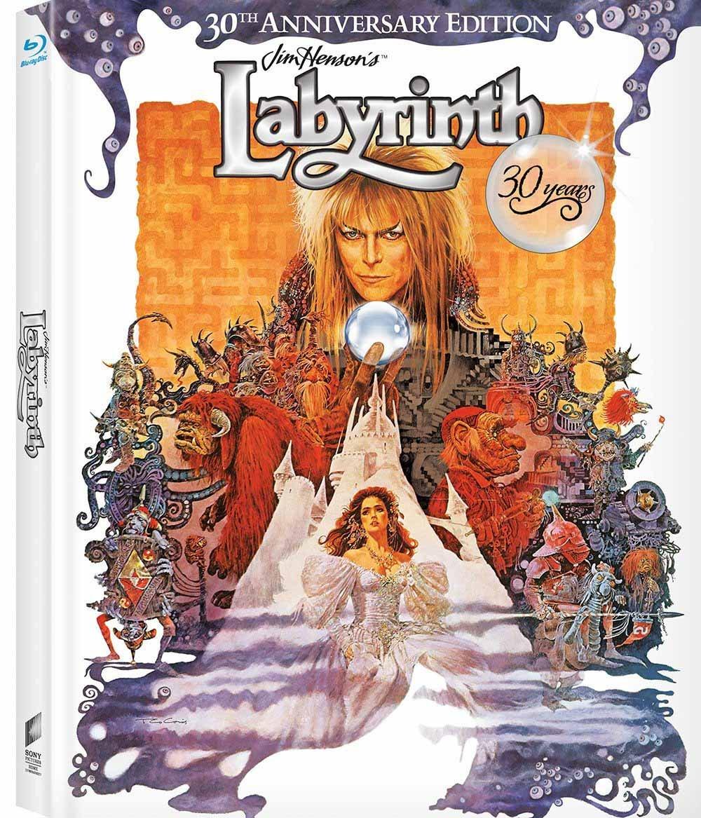 LABYRINTH - DOVE TUTTO E' POSSIBILE - EDIZIONE 30 ANNIVERARIO (B