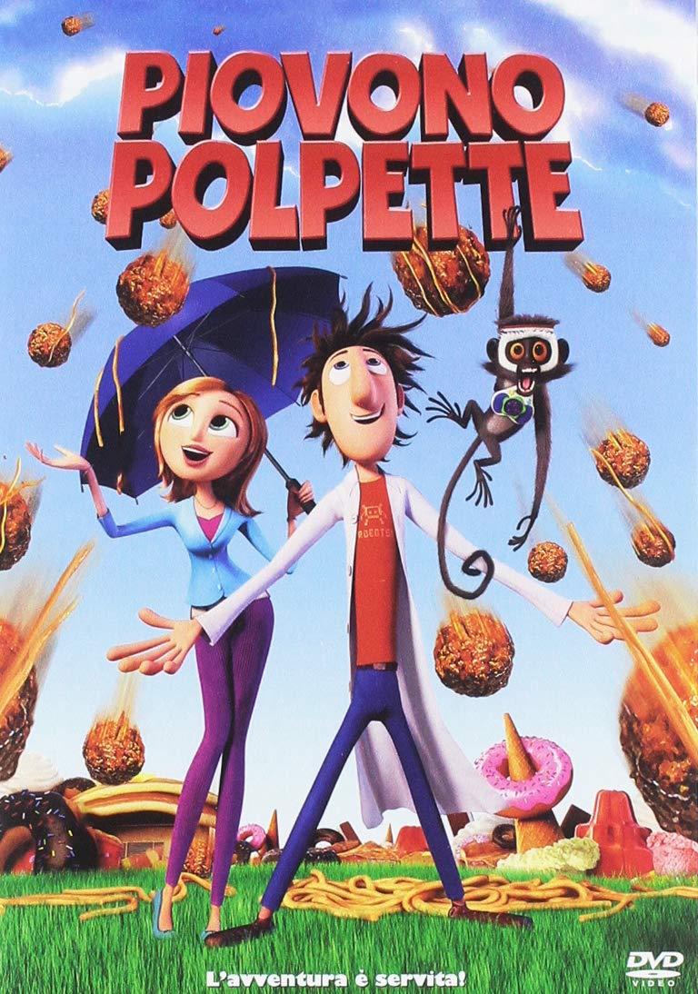 PIOVONO POLPETTE (PUZZLE EDITION) (DVD)
