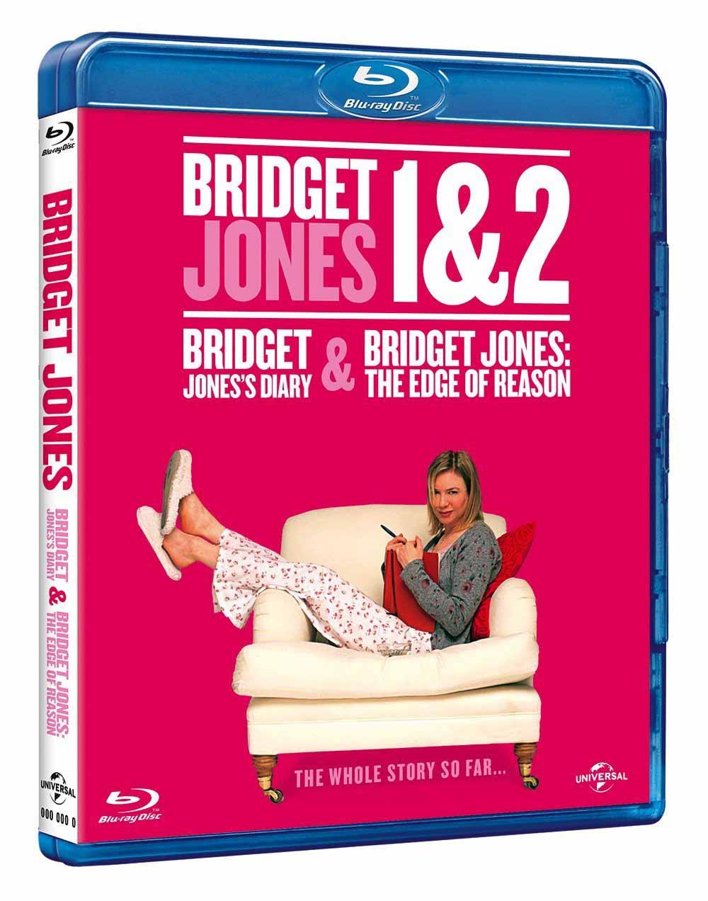 COF.IL DIARIO DI BRIDGET JONES / CHE PASTICCIO, BRIDGET JONES (2 BLU-RAY)