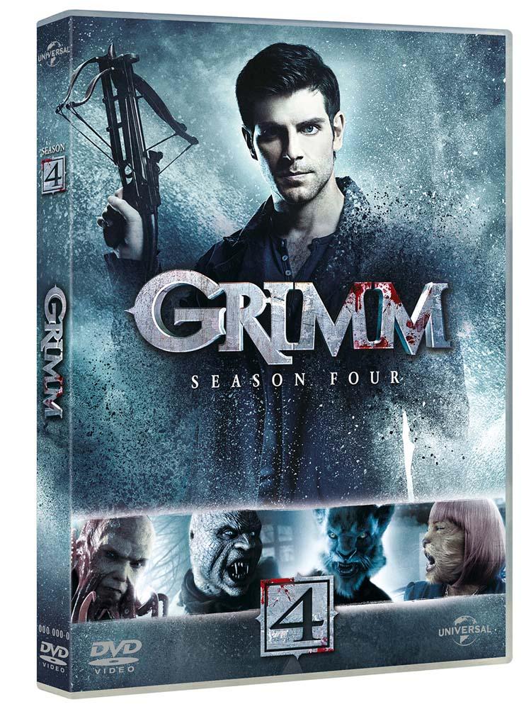 COF.GRIMM - STAGIONE 04 (6 DVD) (DVD)