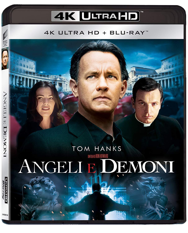 ANGELI E DEMONI (BLU-RAY ULTRA HD 4K+BLU-RAY)