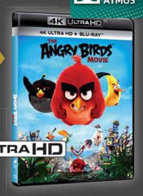 ANGRY BIRDS. IL FILM - ULTRA 4K -BLU RAY