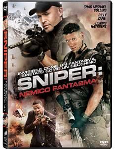 SNIPER - NEMICO FANTASMA (DVD)