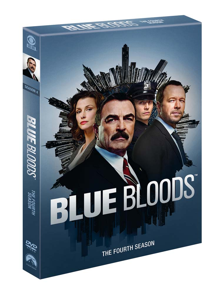 COF.BLUE BLOODS - STAGIONE 04 (6 DVD) (DVD)