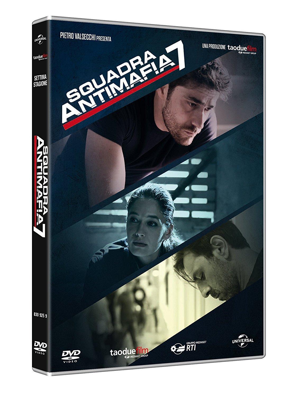 COF.SQUADRA ANTIMAFIA - STAGIONE 7 (5 DVD) (DVD)