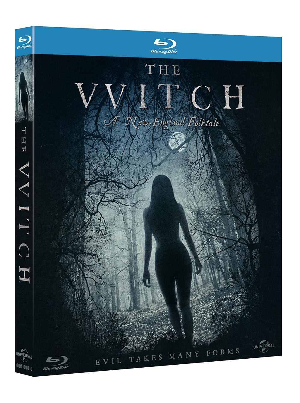 THE WITCH - BLU RAY