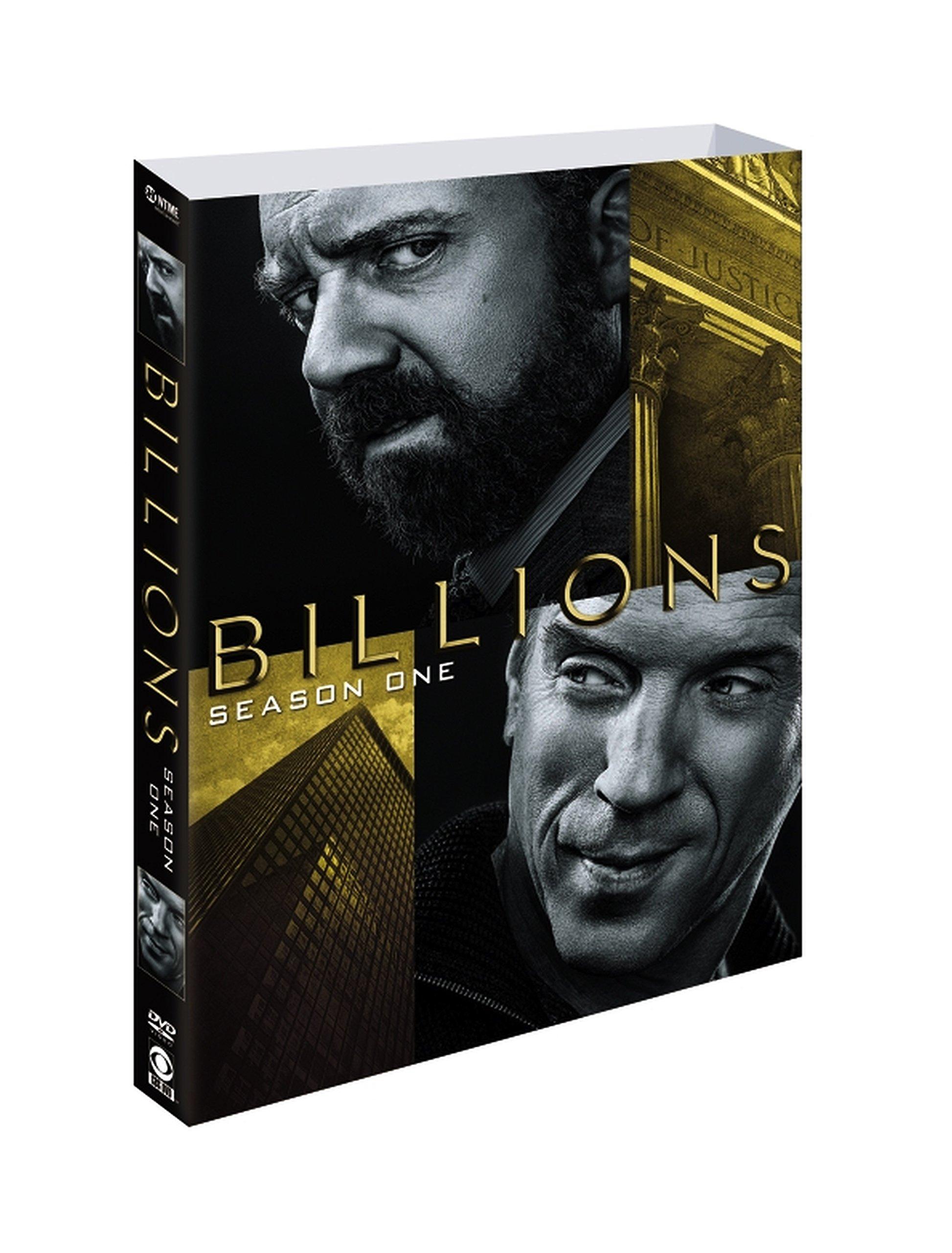 COF.BILLIONS - STAGIONE 01 (4 DVD) (DVD)