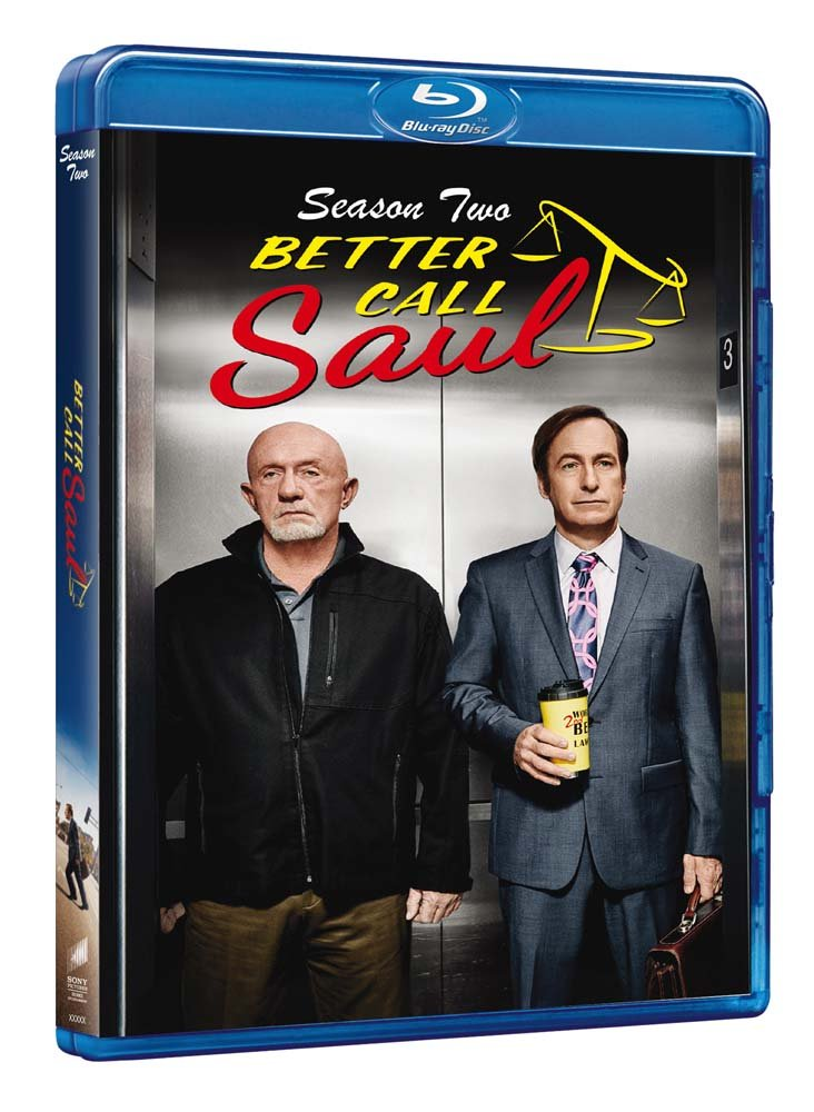 COF.BETTER CALL SAUL - STAGIONE 02 (3 BLU-RAY)