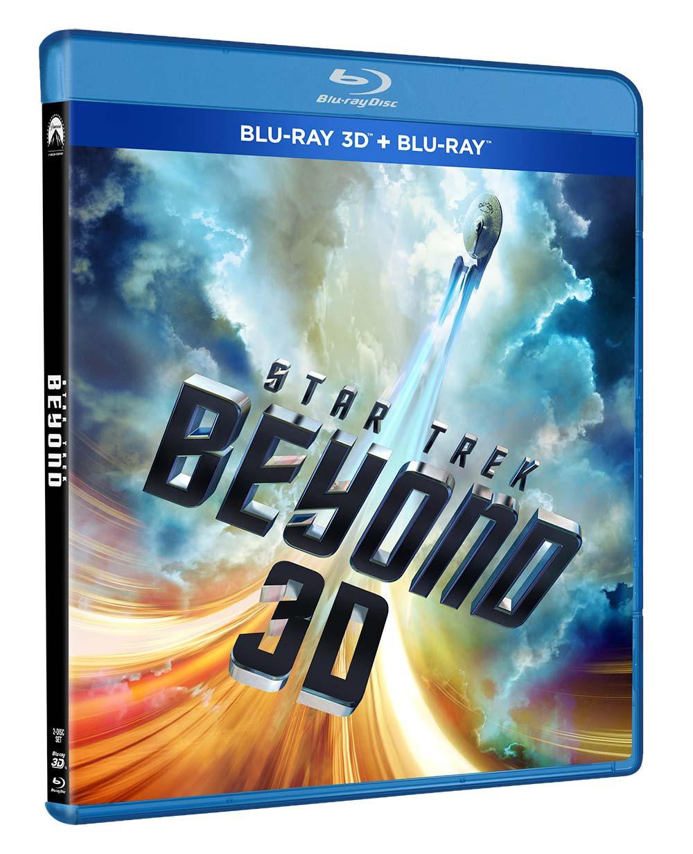 STAR TREK - BEYOND (3D) (BLU-RAY 3D+BLU-RAY)