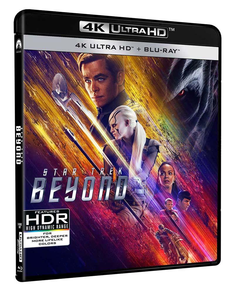 STAR TREK - BEYOND (BLU-RAY ULTRA HD 4K+BLU-RAY