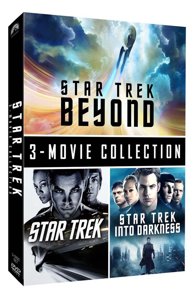 COF.STAR TREK / STAR TREK INTO DARKNESS / STAR TREK - BEYOND (3