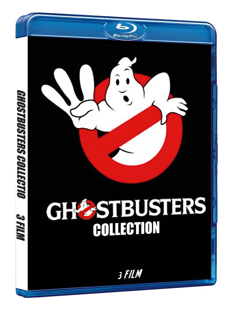 COF.GHOSTBUSTERS COLLECTION (3 BLU-RAY)