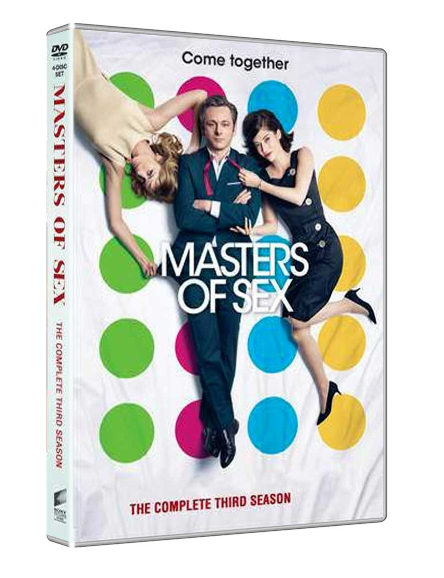 COF.MASTERS OF SEX - STAGIONE 03 (4 DVD) (DVD)