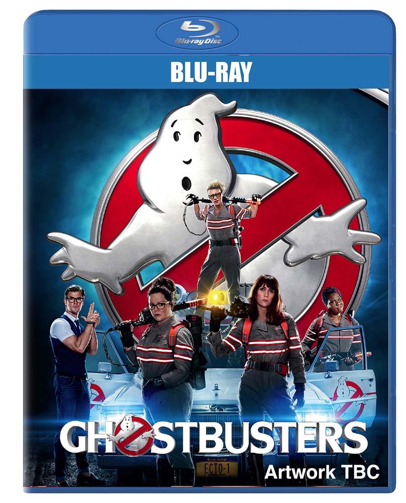 GHOSTBUSTERS (2016) (3D) (BLU-RAY 3D+BLU-RAY)