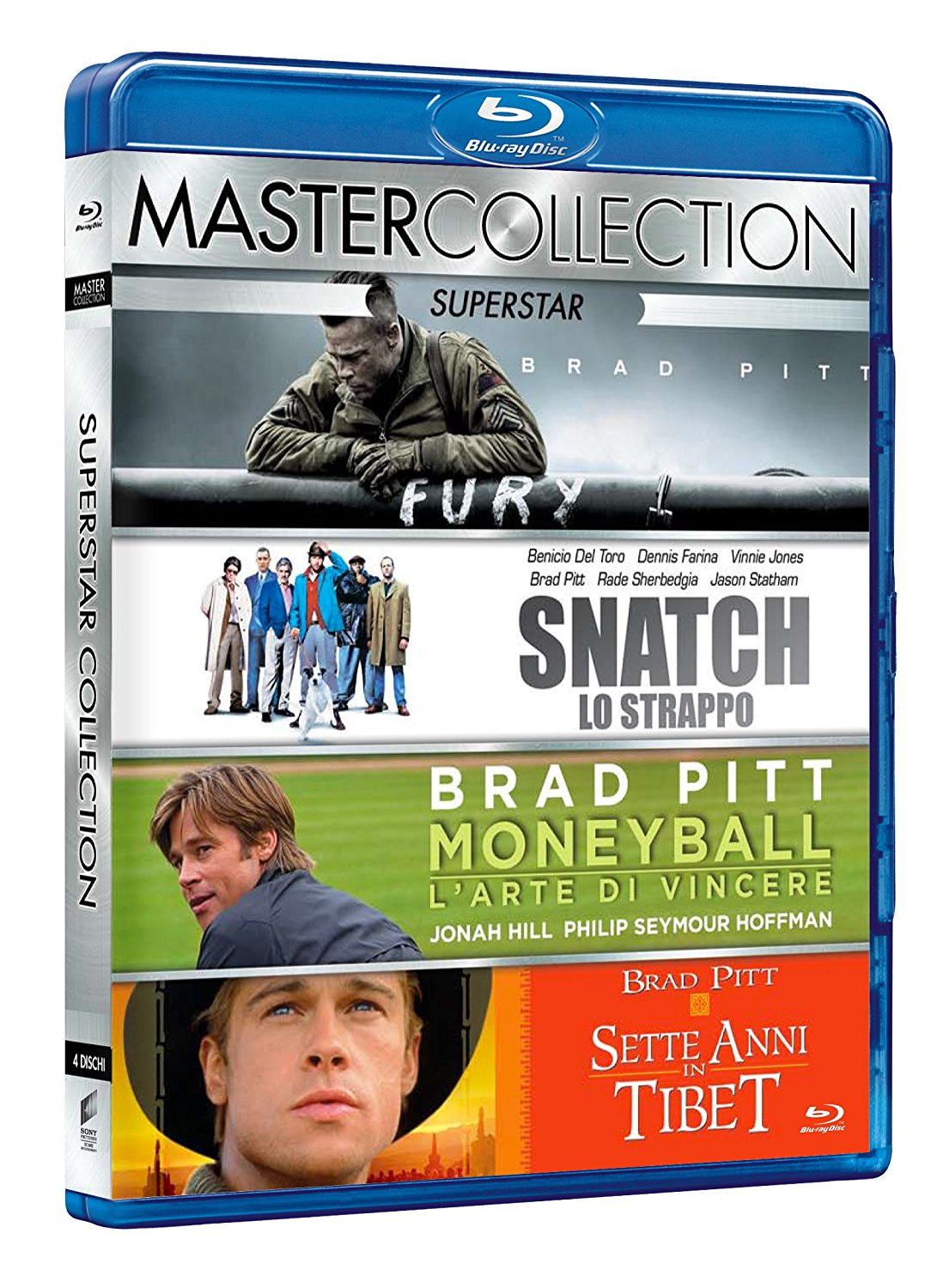 COF.SUPERSTAR MASTER COLLECTION (4 BLU-RAY)