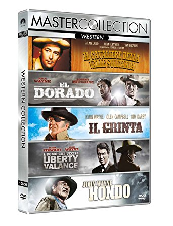 COF.WESTERN COLLECION (5 DVD) (DVD)