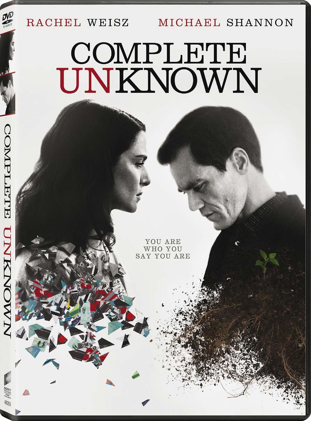 COMPLETE UNKNOWN - CAMBIO DI IDENTITA'* (DVD)
