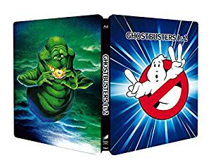 COF.GHOSTBUSTERS COLLECTION 1-2 (STEELBOOK) (2 BLU-RAY)