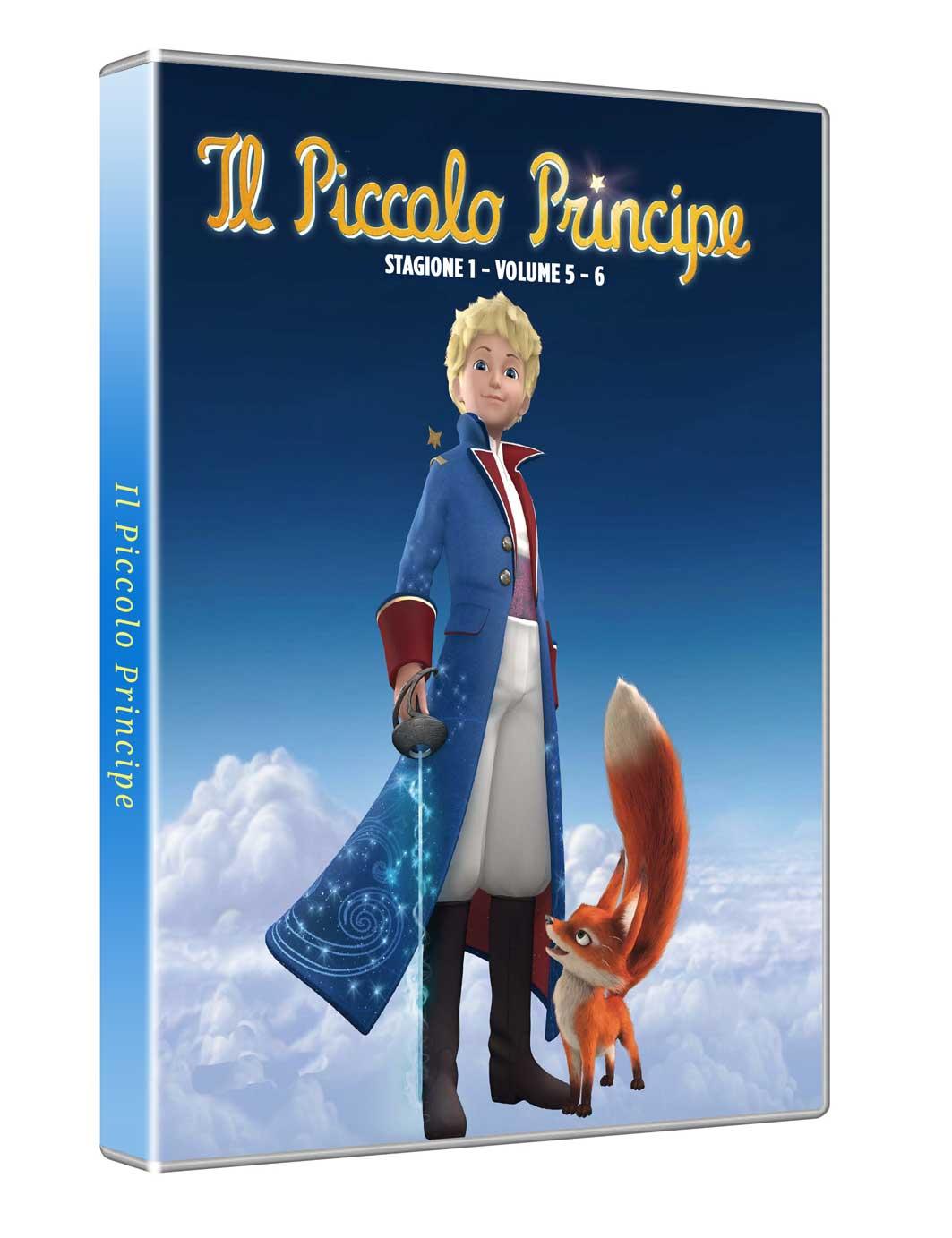 IL PICCOLO PRINCIPE - STAGIONE 01 #05-06 (2 DVD) (DVD)