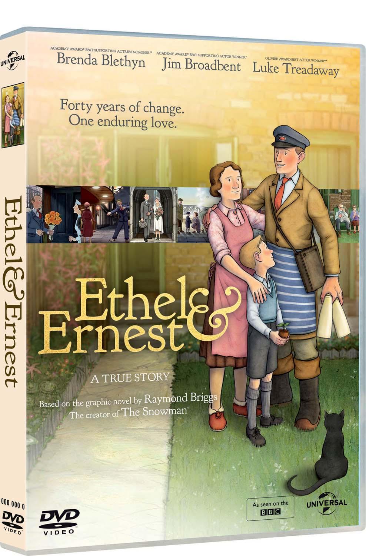 ETHEL & ERNST (DVD)
