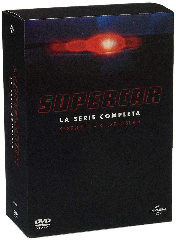 COF.SUPERCAR - LA SERIE COMPLETA (26 DVD) (DVD)