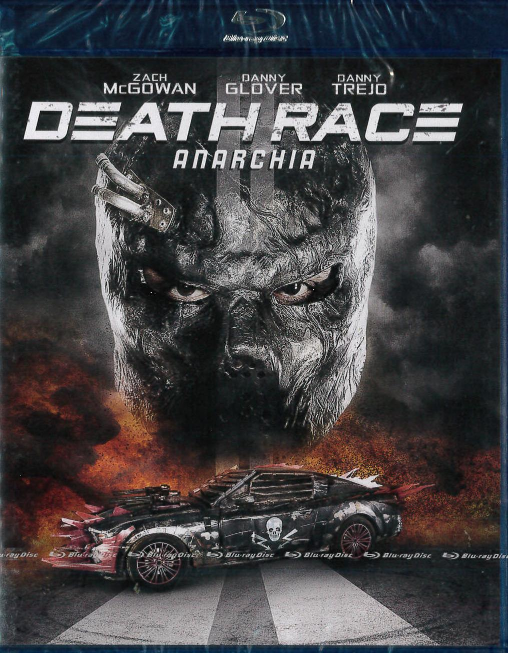 DEATH RACE - ANARCHIA - BLU RAY