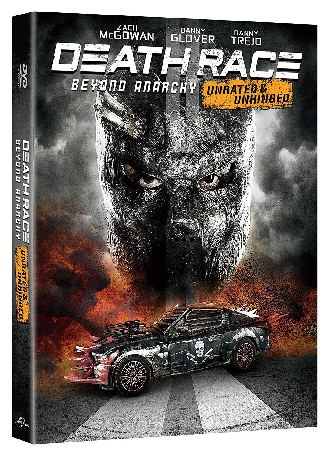 DEATH RACE - ANARCHIA (DVD)