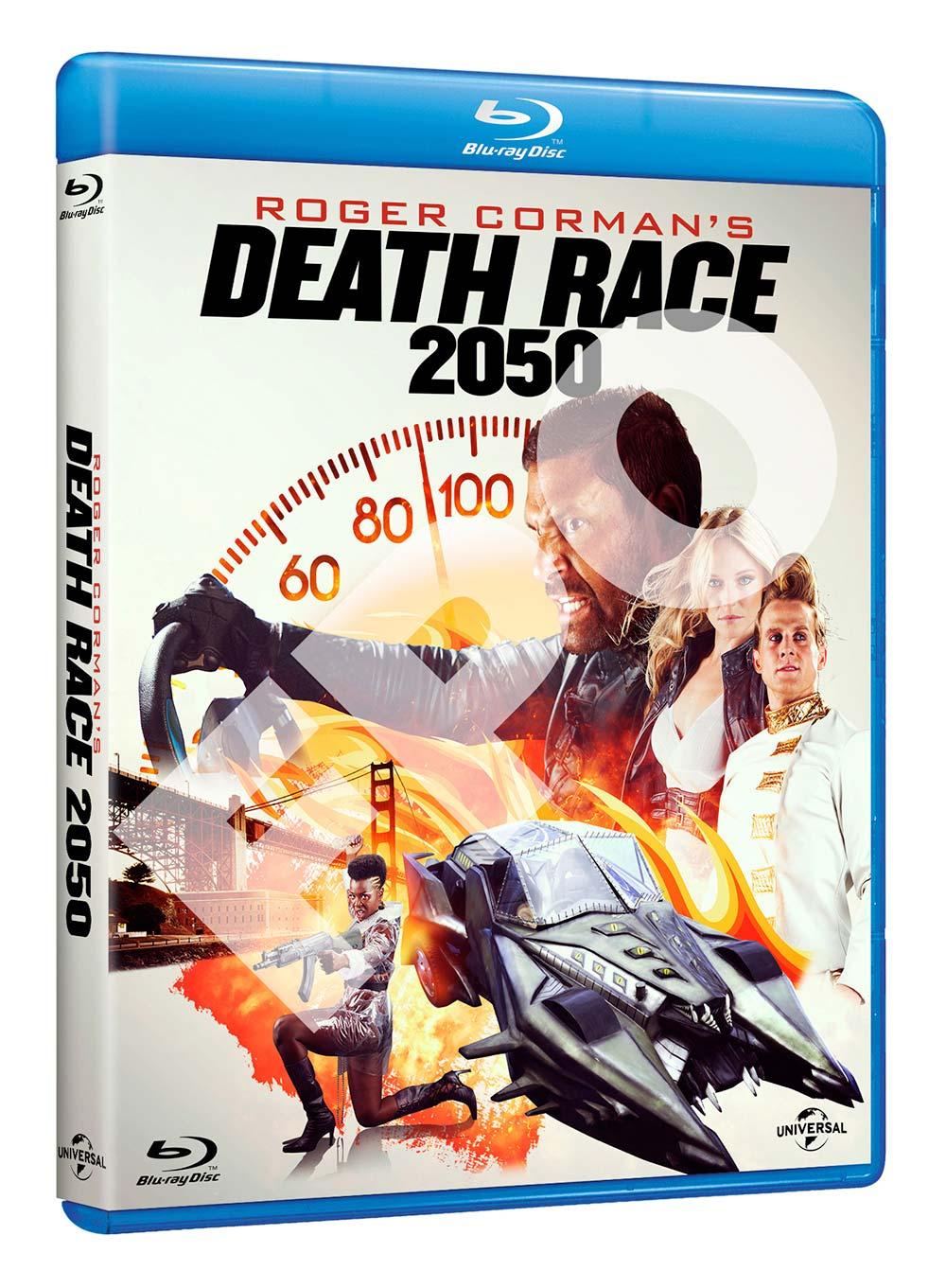DEATH RACE 2050 - BLU RAY