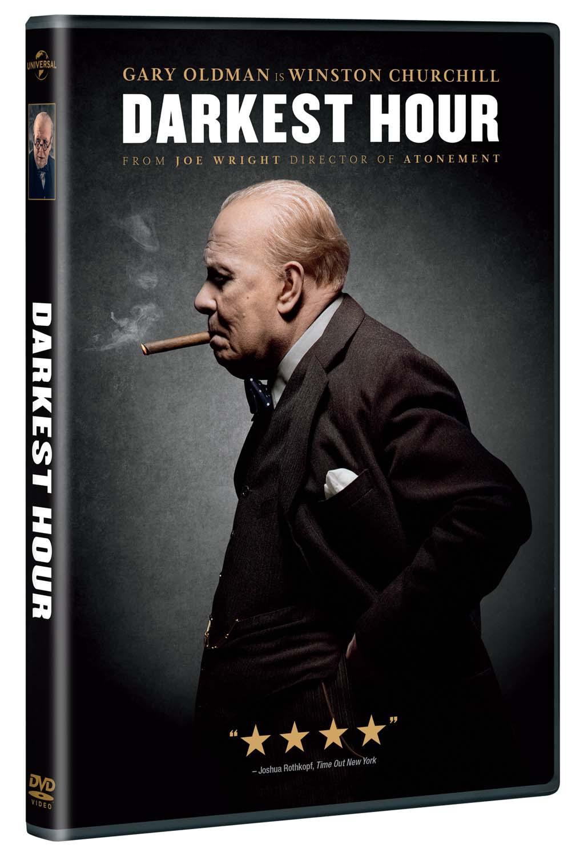 L'ORA PIU' BUIA (DVD)