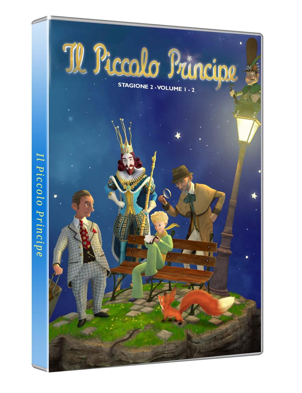 COF.IL PICCOLO PRINCIPE - STAGIONE 02 #01-02 (2 DVD) (DVD)