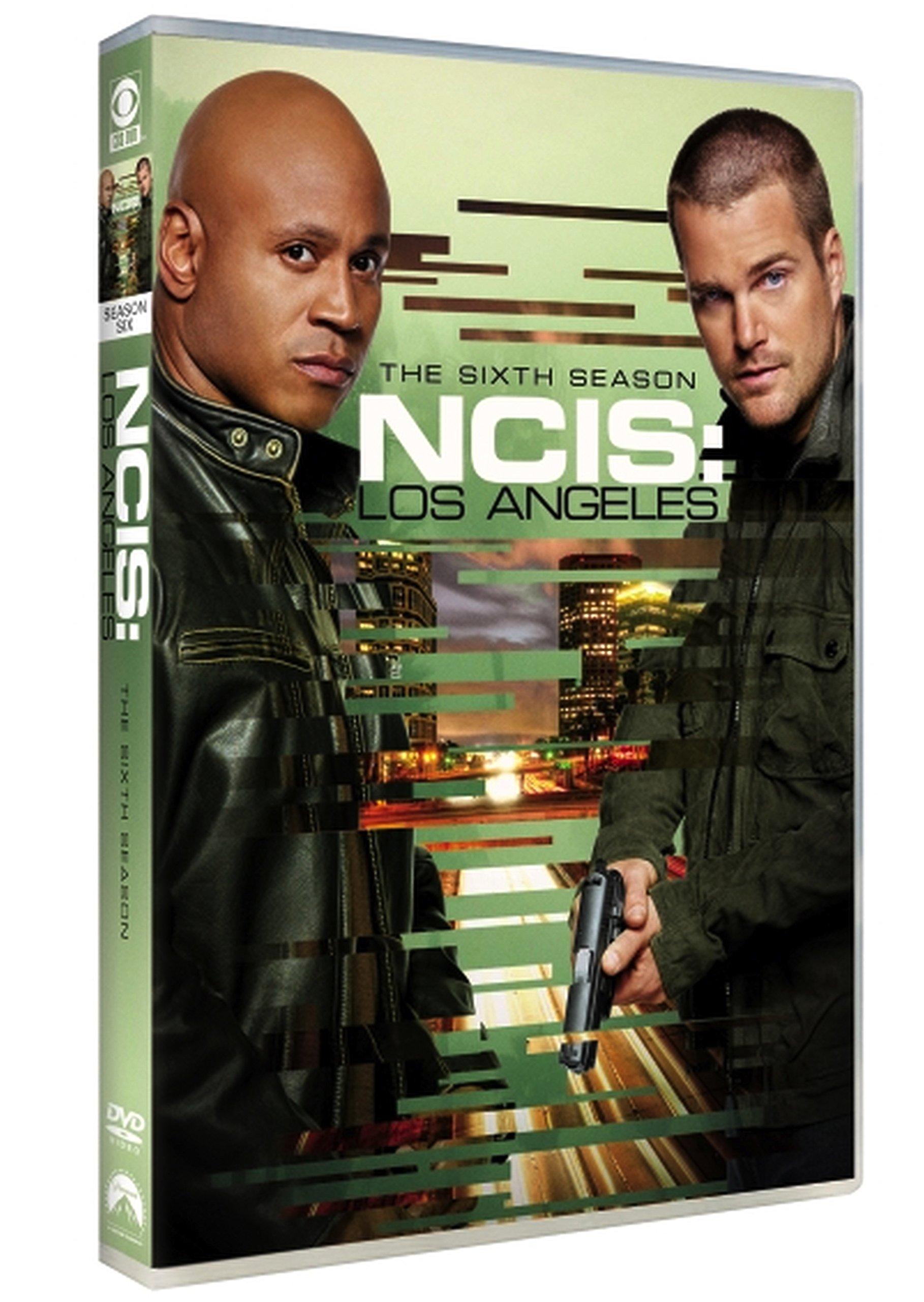 COF.NCIS - LOS ANGELES - STAGIONE 06 (6 DVD) (DVD)