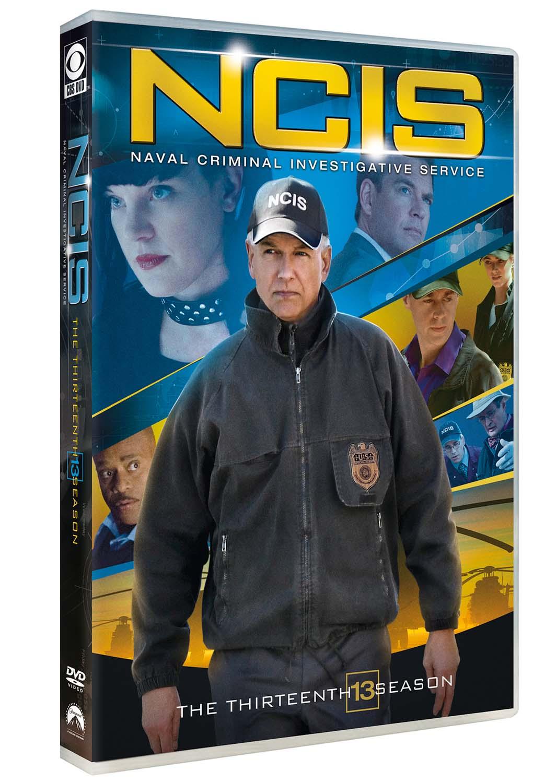 COF.NCIS - STAGIONE 13 (6 DVD) (DVD)