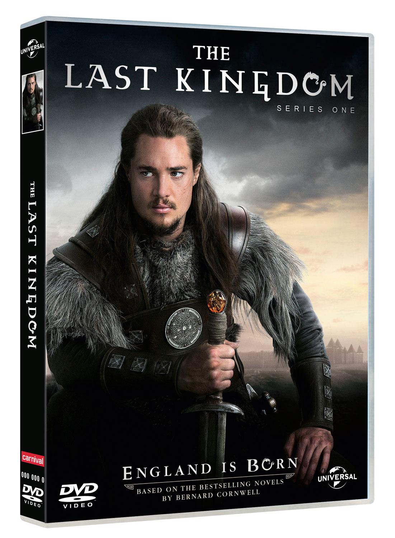COF.THE LAST KINGDOM - STAGIONE 01 (4 DVD) (DVD)