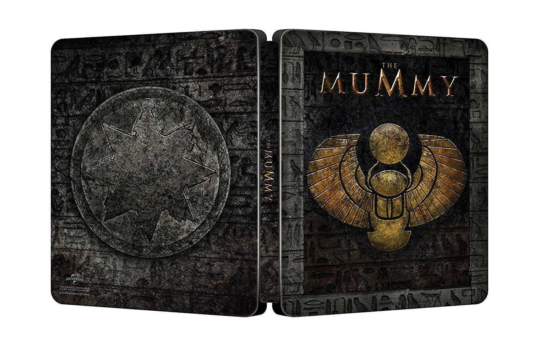 LA MUMMIA (STEELBOOK) (BLU-RAY)