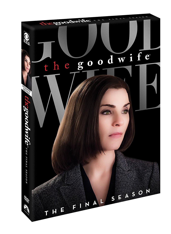 COF.THE GOOD WIFE - STAGIONE 07 (6 DVD) (DVD)