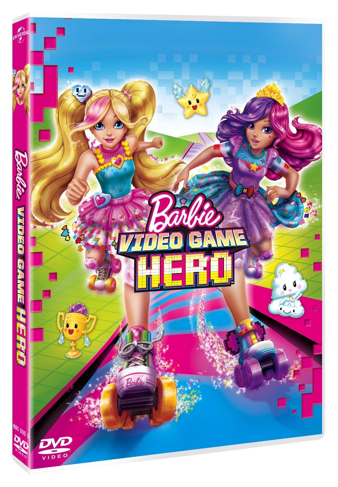 BARBIE - NEL MONDO DEI VIDEOGAME (DVD)