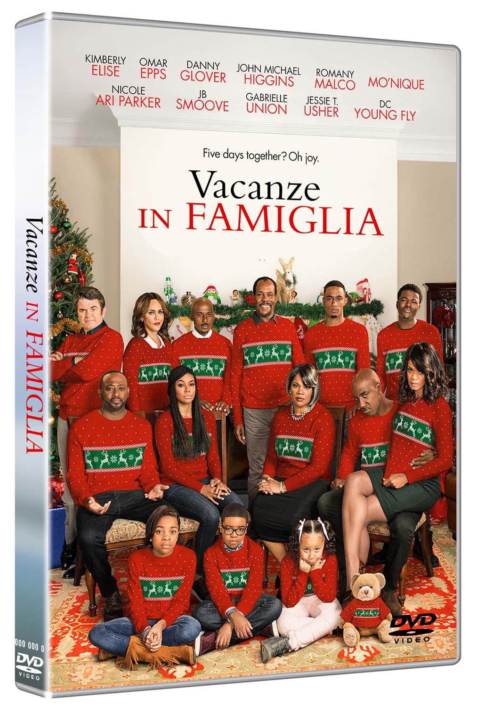 VACANZE IN FAMIGLIA (DVD)