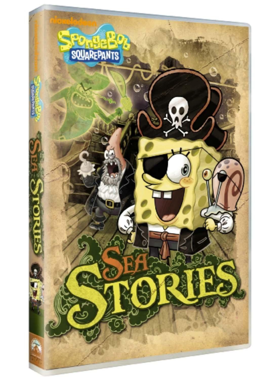 SPONGEBOB - STORIE DI MARE (DVD)