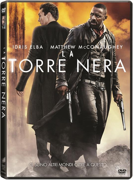 LA TORRE NERA (DVD)