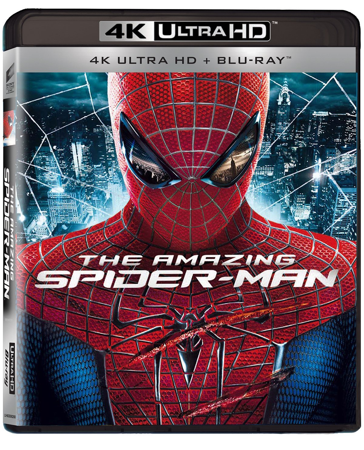 AMAZING SPIDER-MAN (THE) (4K ULTRA UHD+BLU-RAY)