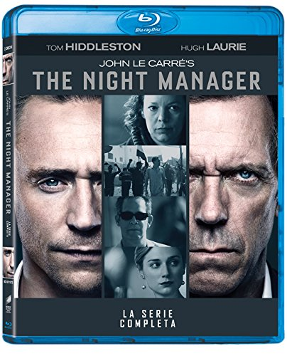 COF.THE NIGHT MANAGER - STAGIONE 01 (2 BLU-RAY)