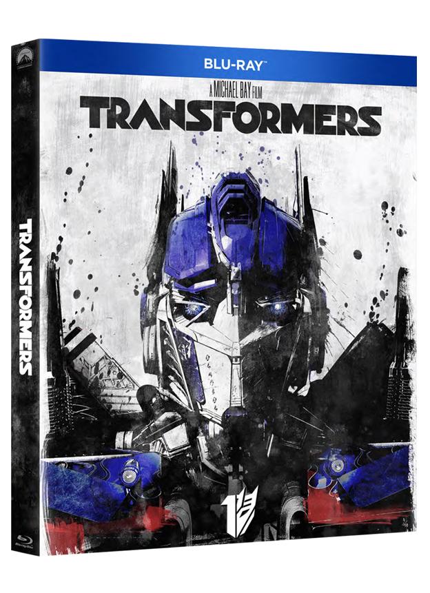 TRANSFORMERS 1 - IL FILM