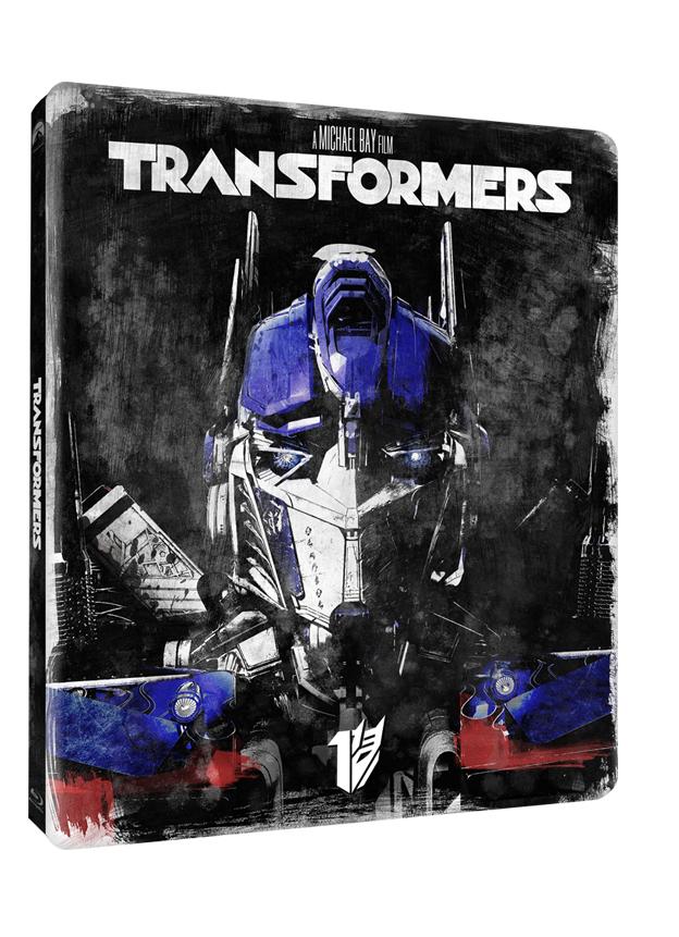 TRANSFORMERS - IL FILM (STEELBOOK)