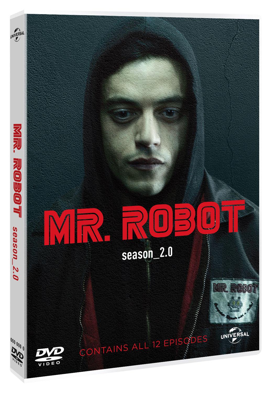 COF.MR. ROBOT - STAGIONE 02 (4 DVD) (DVD)
