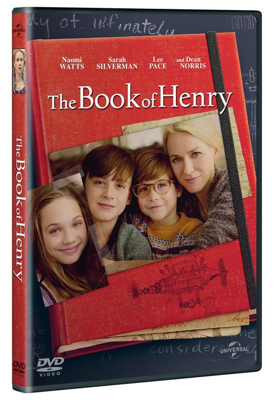 IL LIBRO DI HENRY (DVD)
