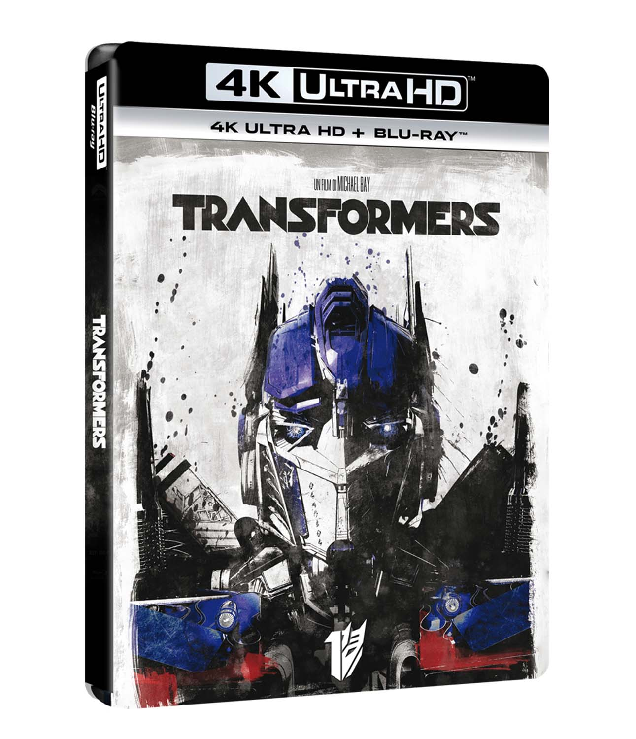 TRANSFORMERS - IL FILM (BLU-RAY 4K ULTRA HD+BLU-RAY)