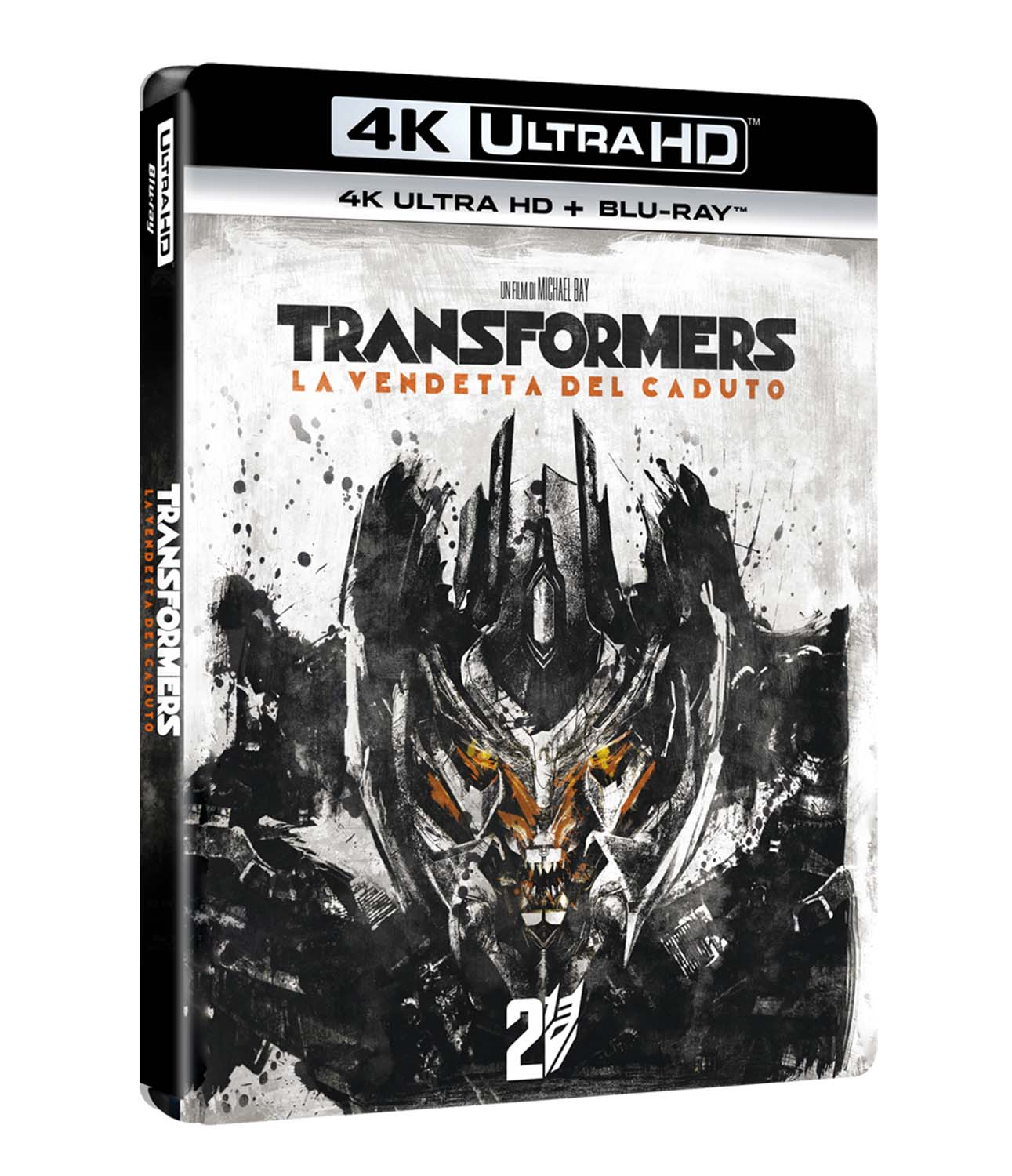 TRANSFORMERS - LA VENDETTA DEL CADUTO (BLU-RAY 4K ULTRA HD+BLU-RAY)